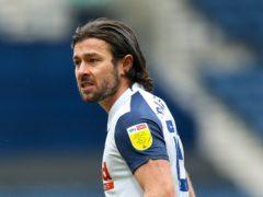 Joe Rafferty should come back into contention for Preston (Barrington Coombs/PA)