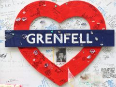 Grenfell landlords were rude and dismissive to tenants, an inquiry heard (Jonathan Brady/PA)