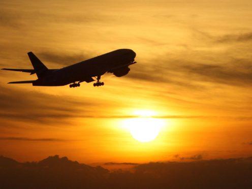 Coronavirus variants are causing fresh concern over international travel (PA)