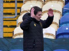 Nigel Clough wants stronger players in both boxes next season (Zac Goodwin/PA)