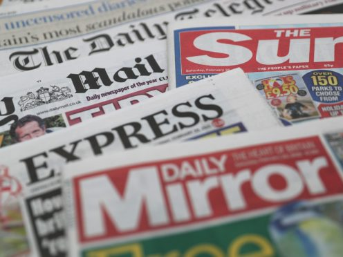 What the papers say – April 11 (PA)