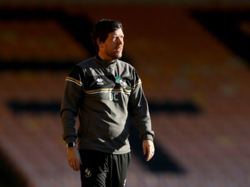 Port Vale manager Darrell Clarke was disappointed with his side's performance despite victory (Bradley Collyer/PA)