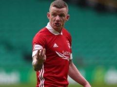 Aberdeen's Jonny Hayes scored the only goal in the win at St Johnstone (Andrew Milligan/PA)