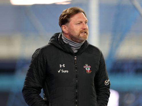 Southampton manager Ralph Hasenhuttl hopes to see his options improved for the final weeks of the campaign (Clive Brunskill/PA)