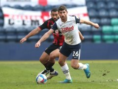 Ched Evans has scored three times for Preston since he joined in January (Martin Rickett/PA)