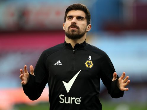 Ruben Neves will miss out for Wolves again at home to Burnley after testing positive for Covid-19 (Peter Cziborra/PA)