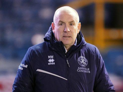 Mark Warburton has no fresh injury concerns ahead of Saturday's match against Coventry (John Walton/PA)