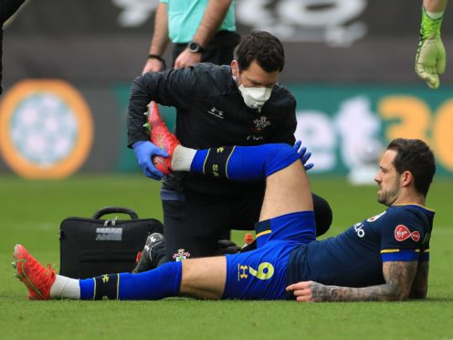 Southampton forward Danny Ings has been stepping up his recovery over the international break (Mike Egerton/PA)