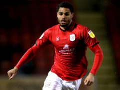 Mikael Mandron scored twice for Crewe (Nick Potts/PA)