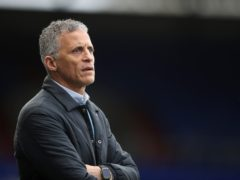 Keith Curle has steered Oldham away from danger in Sky Bet League Two (Martin Rickett/PA)