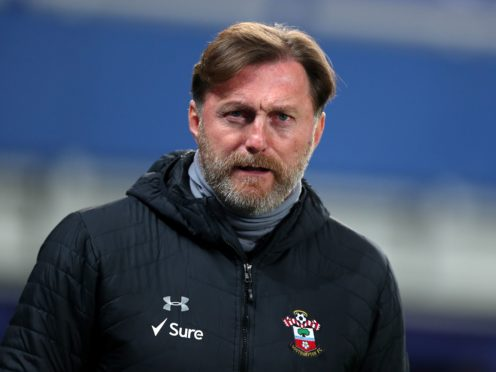 Southampton manager Ralph Hasenhuttl knows the squad needs improvement again over the summer transfer window (Peter Byrne/PA)