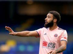 Jayden Bogle is a doubt for Sheffield United this weekend (John Walton/PA)