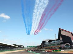 Silverstone will host Formula One's first sprint qualifying race (David Davies/PA)