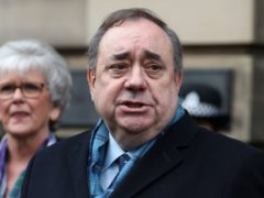 Alex Salmond will announce his party's policy platform on Tuesday (Andrew Milligan/PA)