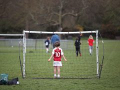Grassroots football has been handed a boost (Yui Mok/PA)