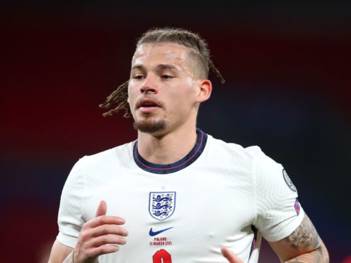 Kalvin Phillips has impressed England boss Gareth Southgate (Catherine Ivill/PA)