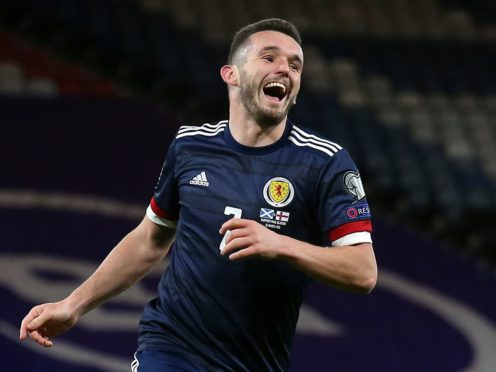 John McGinn wants Scotland to go a run of tournament appearances (Andrew Milligan/PA)