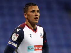Bolton captain Antoni Sarcevic is on the comeback trail (Martin Rickett/PA)