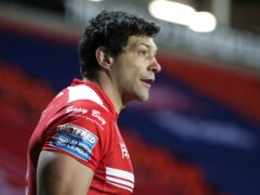 Ryan Hall is preparing to face former club Leeds with Hull KR (Martin Rickett/PA)