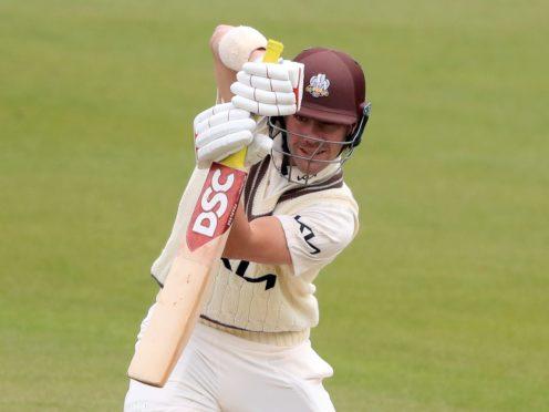 Rory Burns impressed for Surrey (Adam Davy/PA)