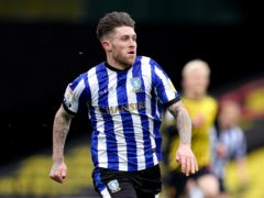 Josh Windass' goal could prove vital in Sheffield Wednesday's relegation fight (PA)