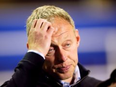 Steve Cooper's Swansea have lost four games in a row without scoring (Zac Goodwin/PA)