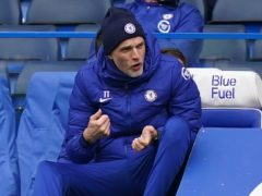 Chelsea manager Thomas Tuchel is refusing to over-react to their heavy home loss to West Brom (John Walton/PA)