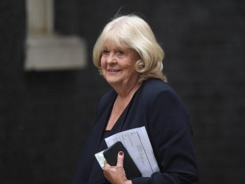 Dame Cheryl Gillan has died aged 68 (Victoria Jones/PA)