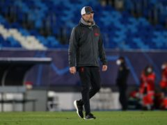 Jurgen Klopp is not taking Liverpool comeback against Real Madrid for granted (Isabel Infantes/PA)