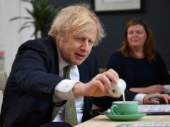 Boris Johnson (Justin Tallis/PA)