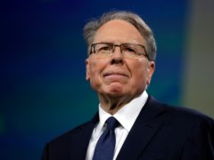 Wayne LaPierre, the embattled leader of the National Rifle Association (NRA), has admitted he put the powerful gun-rights group into bankruptcy without first informing most of its board members and top officials (Evan Vucci/AP)
