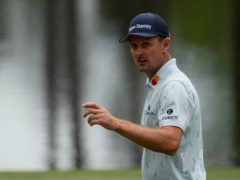 Justin Rose carded a stunning opening 65 in the 85th Masters (David J. Phillip/AP)