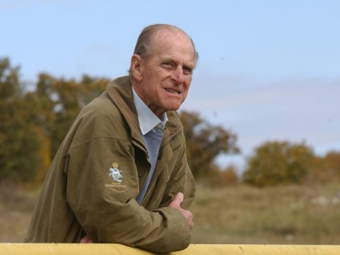 The Duke of Edinburgh pictured in 2004 (Kirsty Wigglesworth/PA)