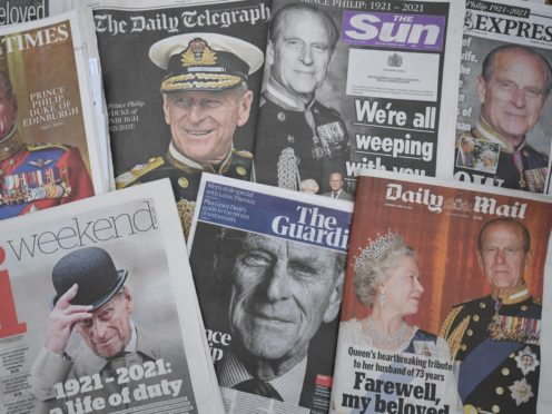 What the papers say – April 10 (PA)