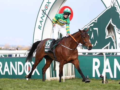 Minella Times and Rachael Blackmore were unstoppable (Tim Goode/PA)