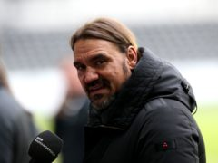 Norwich manager Daniel Farke has urged his players to keep their focus (Barrington Coombs/PA)