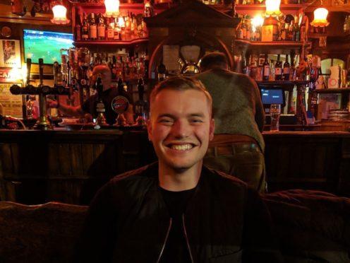 Cambridge University graduate Jack Merritt was killed by convicted terrorist Usman Khan at a prisoner rehabilitation event near London Bridge in November 2019 (Metropolitan Police/PA)