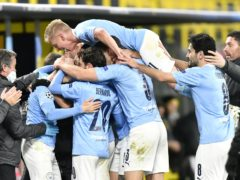 Manchester City are still fighting on four fronts (PA Wire via DPA)