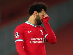 Liverpool were knocked out of the Champions League on Wednesday night (Peter Byrne/PA)