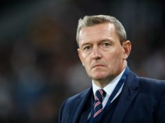 Aidy Boothroyd is leaving his job as England Under-21 boss (Martin Rickett/PA)