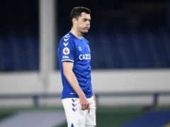Michael Keane is back for Everton (Peter Powell/pa)