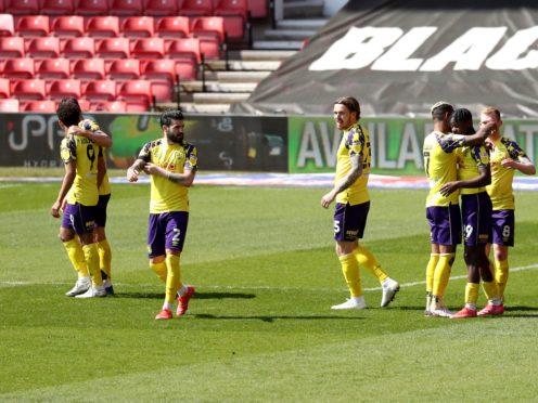 Huddersfield secured a big win (Zac Goodwin/PA)