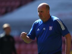 Paul Cook was pleased with the way his side bounced back (Steven Paston/PA)