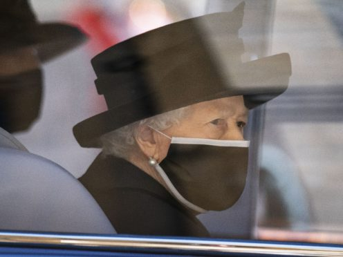 The Queen could take a 'step back' from her duties (Victoria Jones/PA)