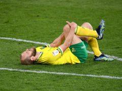 Teemu Pukki has a knee issue (Joe Giddens/PA)