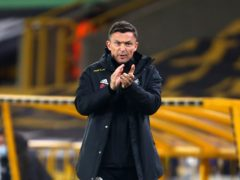 Paul Heckingbottom wants to see the same intensity from his Sheffield United players (Geoff Caddick/PA)