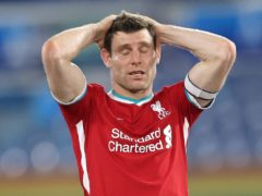 James Milner spoke out against his club's new venture (Clive Brunskill/PA)