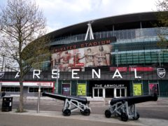 Daniel Ek last week said he would be interested in purchasing Arsenal (John Walton/PA)