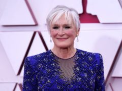 Glenn Close said her viral dance at the Oscars was 'completely spontaneous' (AP Photo/Chris Pizzello, Pool)