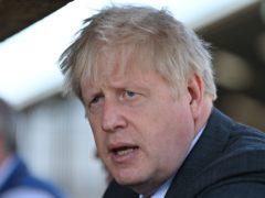 Prime Minister Boris Johnson (Paul Ellis/PA)